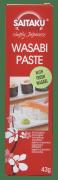 Saitaku wasabi paste 43 g