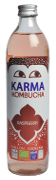 Karma kombucha bringebær ØKO 500 ml