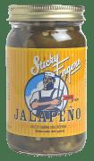 Sticky Fingers jalapeno søt og sterk 227 g