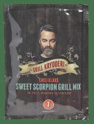Chili Klaus sweet scorpion grill mix 75 g