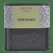 Mill & Mortar oregano ØKO 16 g