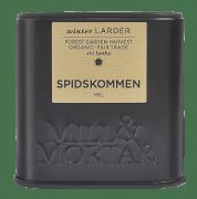 Mill & Mortar spisskummen hel ØKO 50 g