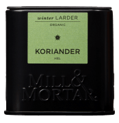 Mill & Mortar koriander hel ØKO 35 g