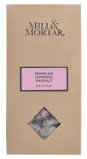 (S) Mill & Mortar m/mandler honning ØKO 100 g