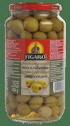 Figaro oliven grønn u/sten 920 g