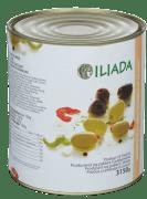 Iliada olivenmix u/sten bbq 3,15 kg