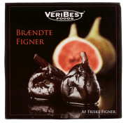 VeriBest brente fiken av frisk frukt 500 g