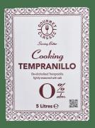 Tempranillo 0% rød matvin 5 l