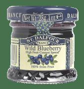 St. Dalfour blåbær 28 g