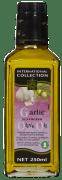 Olivenolje m/hvitløk 250 ml