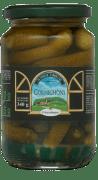 Greenhouse cornichons 340 g