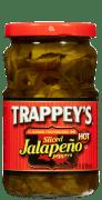 Trappey's jalapenopepper skivet 355 ml