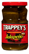 Trappey's jalapenopepper hele 355 ml