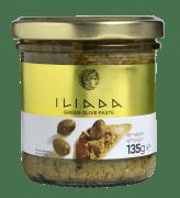 Iliada grønn oliventapenade 135 g