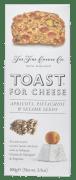 Toast for cheese aprikos, nøtter & solsikke 100 g