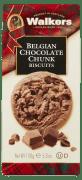 Walkers sjokoladekjeks belgisk 150 g
