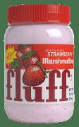 Marshmallow fluff jordbær 213 g