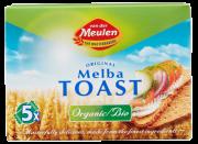 Meulen melba toast ØKO 100 g