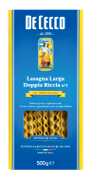 De Cecco lasagneplater 500 g