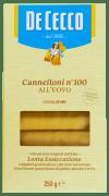De Cecco eggpasta cannelloni 250 g