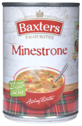 Baxters minestronesuppe 400 g