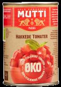 Mutti tomater hakkede (polpapezzi) ØKO 400 g