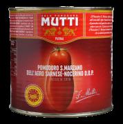 Mutti tomater San Marzano DOP 2,5 kg
