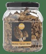 Borde tørket morkelstilker i biter 150 g