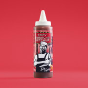 Sticky Fingers sriracha ketchup 237 ml
