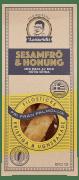 Lazaridis filosticks m/sesam og honning 80 g