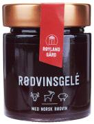 Røyland rødvinsgelé 155 g