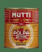 Mutti knuste tomater (polpa datterini) 300 g