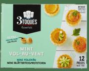 Bouchees mini 12 stk 66 g