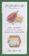 Fine cheese crackers m/fiken 125 g