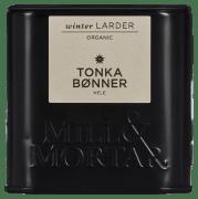 Mill & Mortar tonkabønner ØKO 20 g