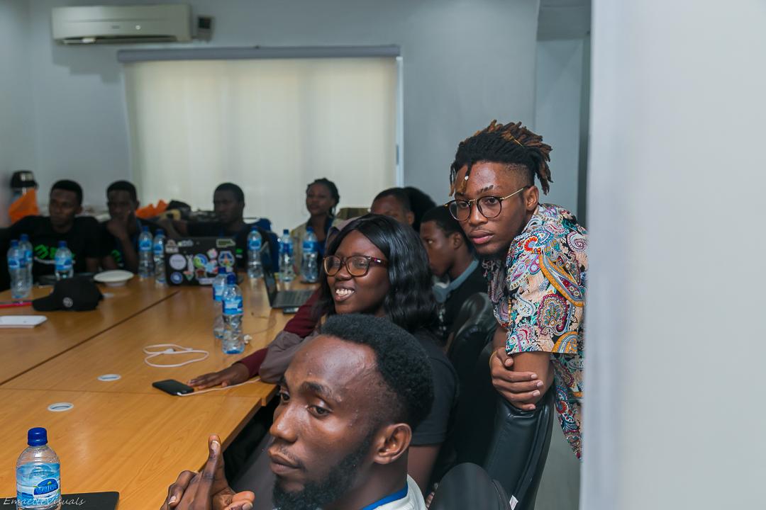 Cohort I interns