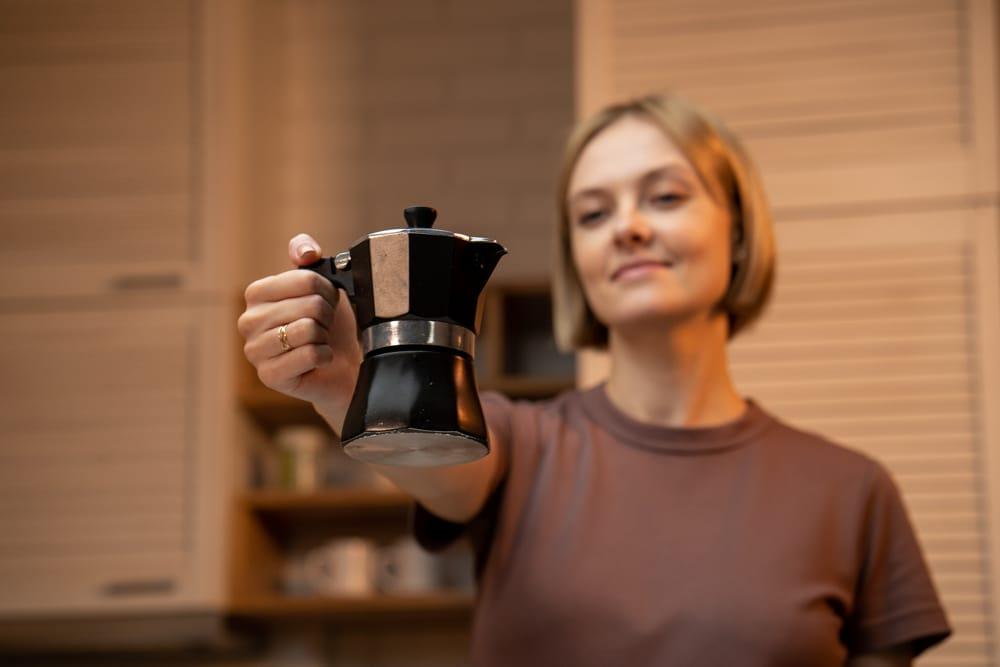 Джезва и гейзерная кофеварка