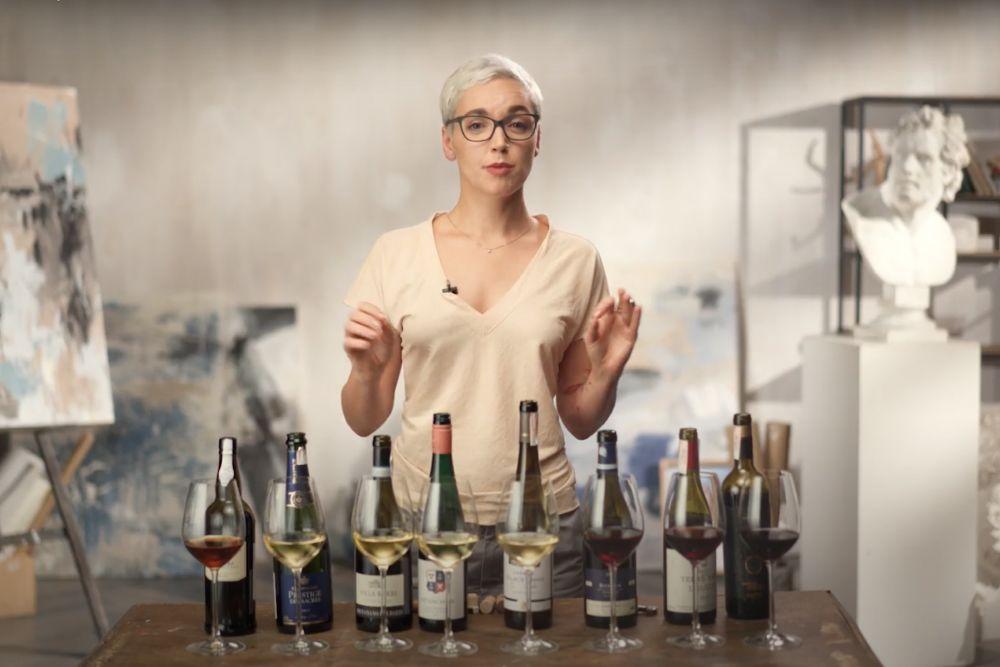 Стилі вина та правила дегустації