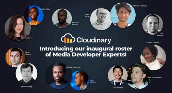 Cloudinary Media Developer Expert.