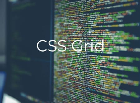 CSS Grid Layout.