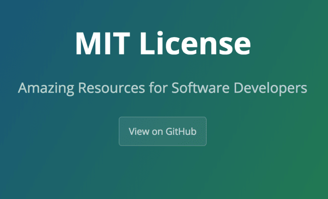 Github Open Source Software Developers