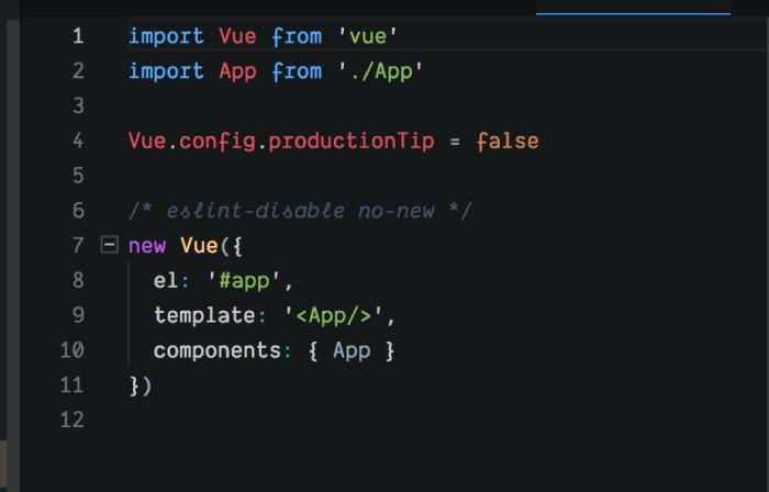 Vue JavaScript