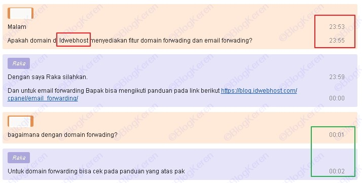 Email domain