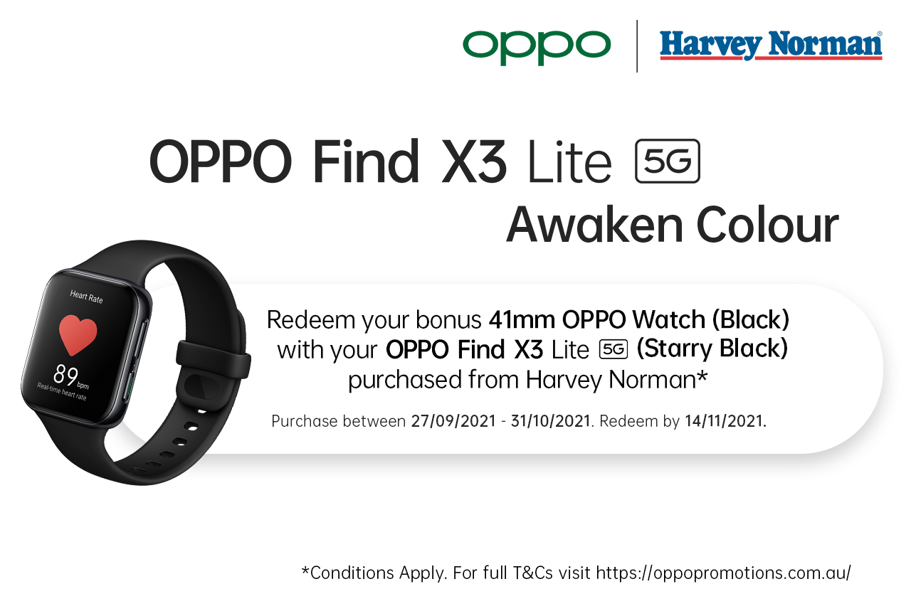OPPO promotions
