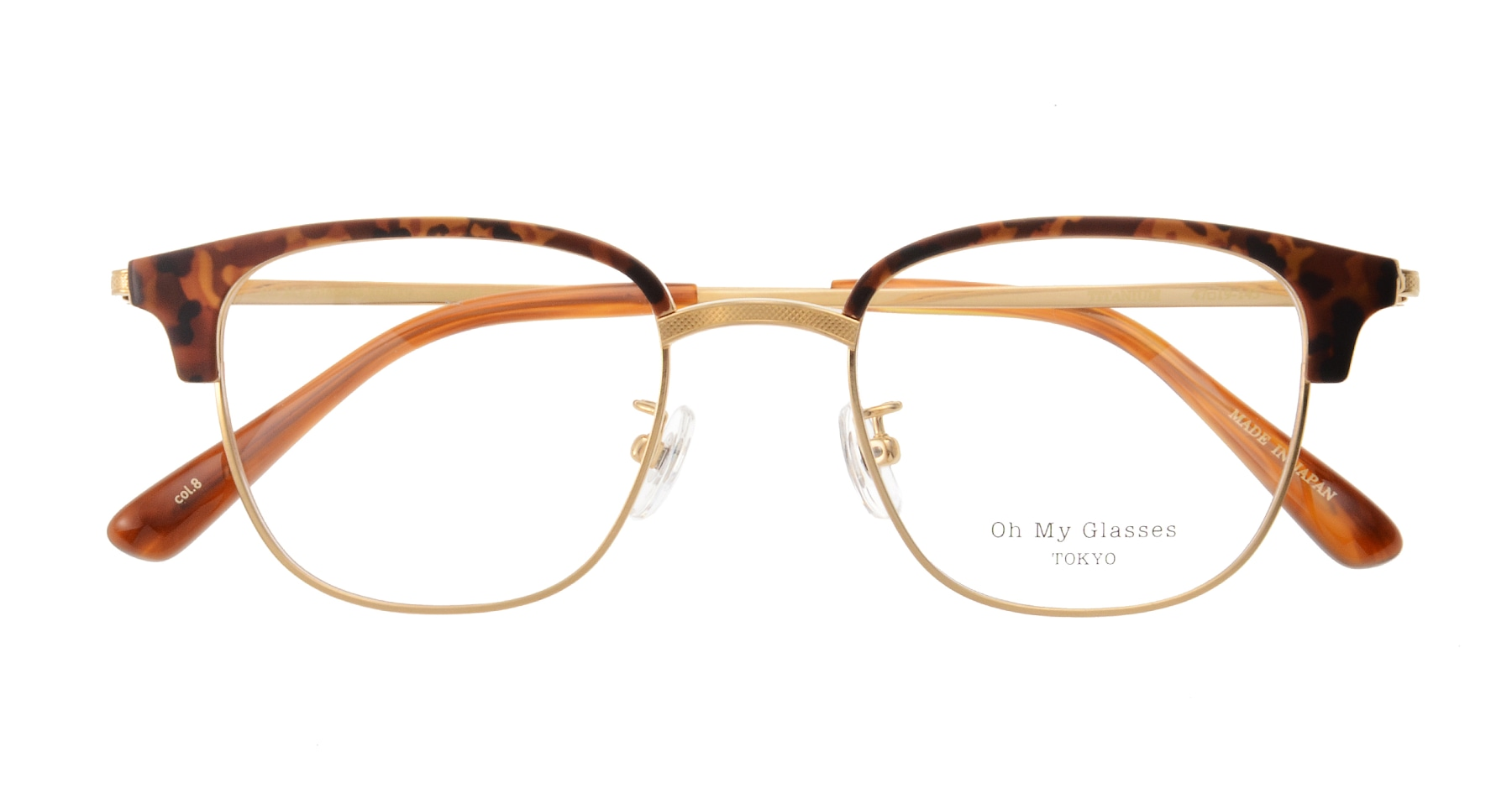 Oh My Glasses TOKYO マイク