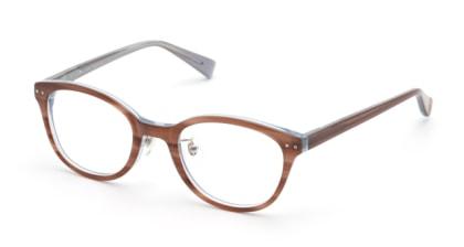 プラスオーエムジー アニー OMG-003-5 メガネを試着で購入