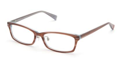 プラスオーエムジー ハンナ OMG-004-5 メガネを試着で購入
