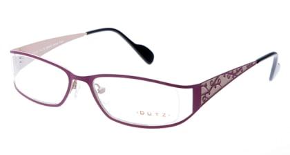 ダッツ DZ333-75 メガネを試着で購入