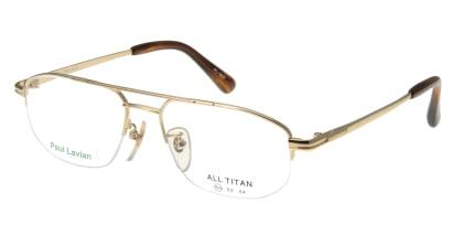 ポールラビアン PL-927-C-4-50 メガネを試着で購入