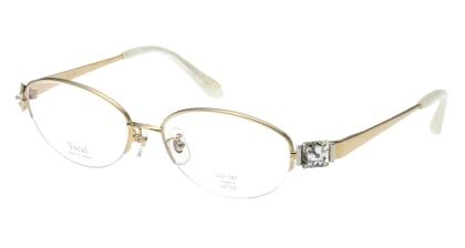 ヴォーカル VO-707-C-1-53 メガネを試着で購入